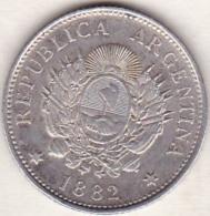 ARGENTINE / TUCUMAN . 20 CENTAVOS 1882. ARGENT - Argentina
