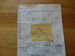 Crepy En Vallois OiseEts Goldman Meubles 1971 - Petits Métiers