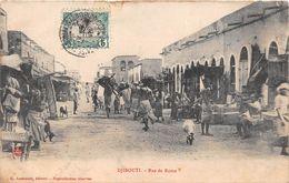 ¤¤  -  DJIBOUTI   -   Rue De Rome      -  ¤¤ - Gibuti