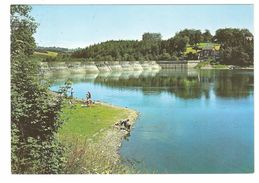 Bütgenbach - Barrage Et Lac / Talsperre Und See - 1986 - Bütgenbach