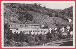 CPSM - 07 - ARDECHE - PONT DE VEYRIERES  - L'USINE PLANTEVIN (MOULINAGE) - Autres Communes