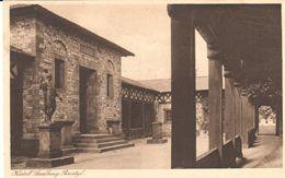 POSTAL   KASTELL SAALBURG-PERISTYL  (CASTILLO  SAALBURG -PERISTYL - Otras Colecciones