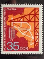 DDR 1973 Y&T N° 1563 ** - L' ENERGIE - [6] République Démocratique