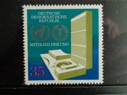 DDR 1973 Y&T N° 1570** - UNO - [6] République Démocratique