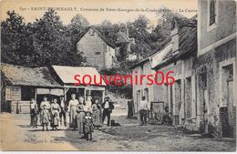 72 - Saint Frimbault - Commune De Saint Geoges De La Couée - Le Centre - Otros Municipios