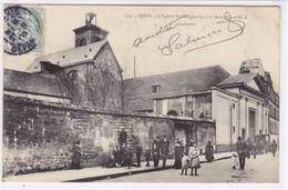 Paris - L'église Ste-Marguerite (11e Arrond.) - Churches