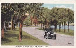 Florida Daytona Driveway On North Beach Street