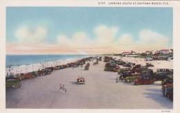 Florida Daytona Looking South On The Beach