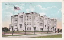 Florida Daytona Beach High School 1921
