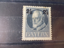 BAVIERE YVERT N° (115) - Beieren