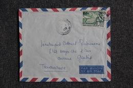 Lettre Envoyée De MADAGASCAR à MADAGASCAR - Madagascar (1889-1960)
