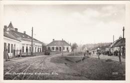 OBER THERN Bei Gross Weikersdorf (NÖ) - Fotokarte Gel.195? - Autriche