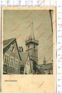 CP - Obernai - Oberehnheim - Postkarte édition Braun & Co., Mülhausen ( Mulhouse ) - Obernai