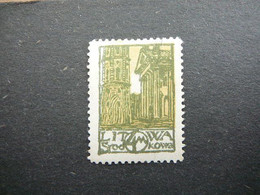 Central Lithuania Lietuva Litauen Lituanie Litouwen # 1920 MH # Mi. 17A Mittellitauen - Lithuania