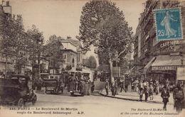 PARIS 3EME - Le Boulevard St-Martin - District 03