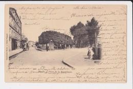 93 Bondy Place Republique Cpa Cachet Bondy 1904 Edit Martz - Bondy
