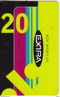 LITHUANIA - Extra Prepaid Card Lt 20, Used - Lithuania