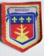 écusson Ancien Blason Montauban - Patches