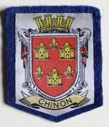 écusson Ancien Blason Chinon - Patches