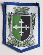 écusson Ancien Blason Bourg En Bresse - Ecussons Tissu