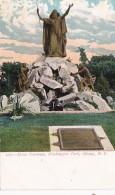 New York Albany Moses Fountain Washington Park