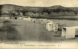 FUENTERRABIA. LA PLAYA Y PASEO DEL FARO - Guipúzcoa (San Sebastián)