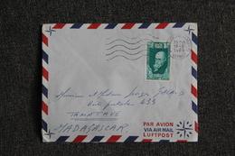 Lettre Envoyée FRANCE ( CERS ) à MADAGASCAR - Marcophilie (Lettres)