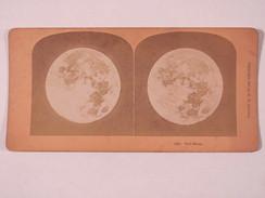 Benjamin West Kilburn Vue Stereoscopique Stereoview 1891 2630 Full Moon - Fotos Estereoscópicas