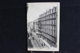 Z-313 / [75] Paris Arrondissement Arrondissement: 18 -  Paris Montmartre La Rue Damrémont Tramway / Circulé 1923 - Arrondissement: 18