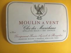 5233 -  Moulin à Vent Clos Des Maréchaux - Beaujolais
