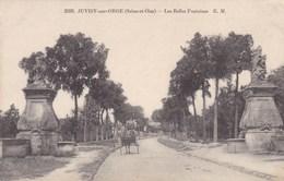 CPA Juvisy Sur Orge, Les Belles Fontaines (pk40298) - Juvisy-sur-Orge