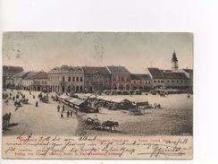 Versec Szerbül Вршац  Vršac Werschetz  Vârşet Ferencz József Tér - Serbien