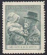 CESKOSLOVENSKO Tchécoslovaquie Cecoslovacchia  - 1938 -  Yvert 335 Nuovo MNH. - Cecoslovacchia