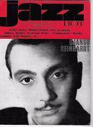 Jazz Hot Mai-juin-juillet 1968 LeRoi Jones, Michel Portal, Django Reinhardt Jean-Luc Ponty - Musique