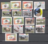 Nederland Netherlands =regiopost,18V,birds,vogels,vögel,oiseaux,pajaros,uccelli,aves,horses,sheep,MNH/Postfris(C284) - Vogels