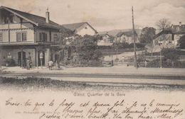 Gland, Quartier De La Gare - VD Vaud