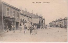 57 - WOIPPY - RUE DE BRIEY - BOULANGERIE FONTAINE - BELLE ANIMATION - Autres Communes