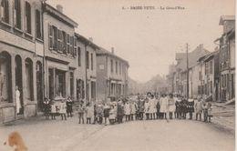 57 - BASSE YUTZ - LA GRAND RUE - BELLE ANIMATION - Francia