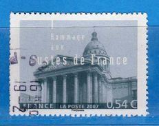 Francia ° - 2007-   - Yvert  4000.    Oblitéré.   Vedi Descrizione. - France