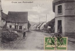 Gruss Aus Rodersdorf - SO Soleure
