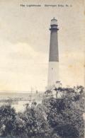 USA Picture Postcard Barnegat City (New Jersey) Lighthouse - Fari