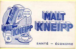 Buvard Malt Kneipp, Santé économie - Coffee & Tea