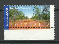 AUSTRALIA Cape York Queensland Landscape (*) Mint No Gum - 2010-... Elizabeth II