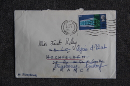 Lettre Envoyée De PINNER ( Middx) à STRASBOURG - 1952-.... (Elizabeth II)