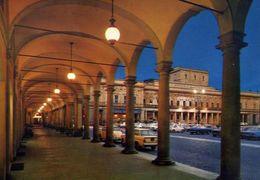 Novara - Piazza Martiri - Notturno - 24-35 -formato Grande Viaggiata – E 3 - Mole Antonelliana