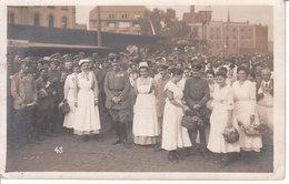 (1914-1918) - Groep Duitse Soldaten - Guerre 1914-18