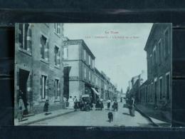 F17 - 81 - Carmaux - L'Avenue De La Gare - 1908 - Carmaux