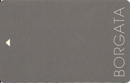 Borgata Casino - Atlantic City, NJ - Hotel Room Key Card - Copyright 2015 - Hotel Keycards
