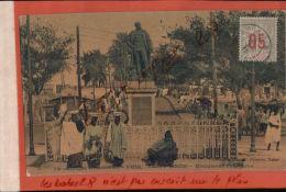 CPA SENEGAL  SAINT-LOUIS  Monument Faidherbe  NOV  2017 658 - Senegal