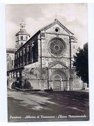 PRIVERNO ( LATINA ) ABBAZIA DI FOSSANOVA - CHIESA - EDIZ. GATTA - 1958 ( 1067 ) - Latina